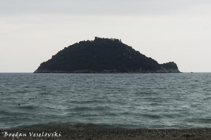 Gallinara Island (Isola Gallinara)