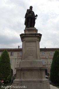 Monument to Charles Emmanuel I, Duke of Savoy (Carlo Emanuele di Savoia)