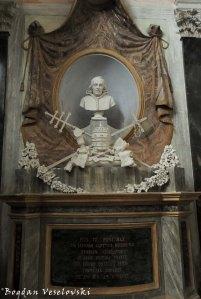 Santuario di Vicoforte - Monumento di Papa Pio VII