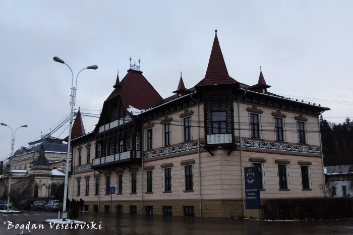 Carol Hotel, Vatra Dornei