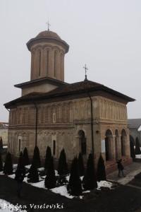 Mănăstirea Sf. Mercurie, Plătărești (St. Mercury Monastery, Plătărești )