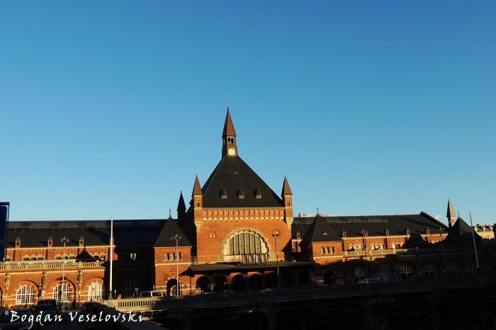 Københavns Hovedbanegård (Copenhagen Central Station)