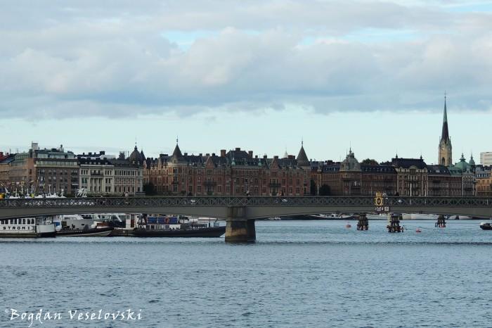 Skeppsholmsbron & Strandvägen