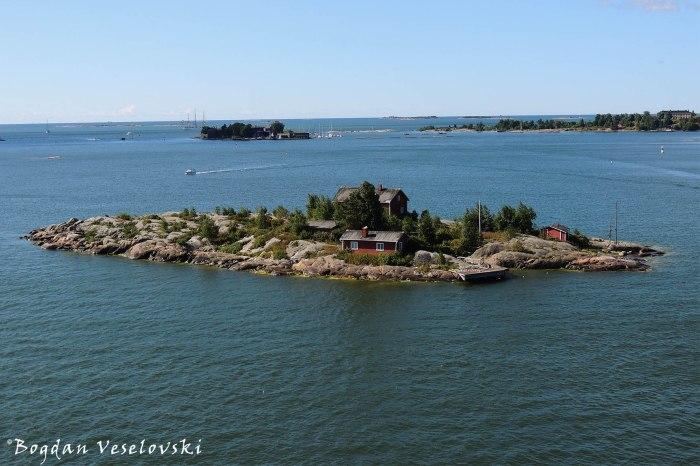 Ryssänsaari Island