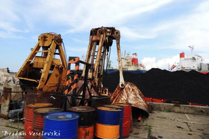 Port of Riga - Coal terminal