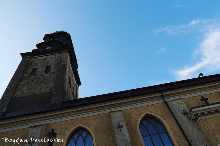 Tyska Kyrkan / Christinae Kyrka  (German Church, Gothenburg)