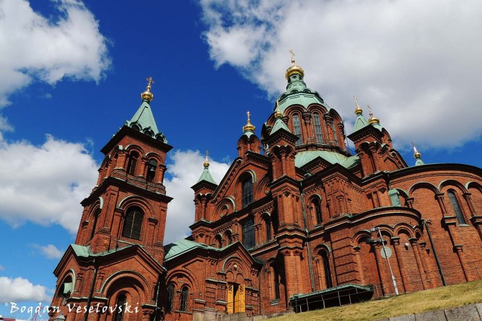 Uspenskin Katedraali (Uspenski Cathedral, Helsinki)