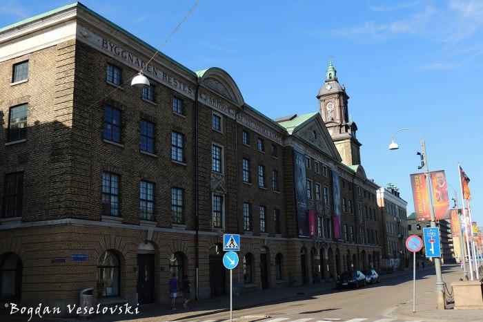 Ostindiska huset - Göteborgs stadsmuseum (East India House - Gothenburg City Museum)