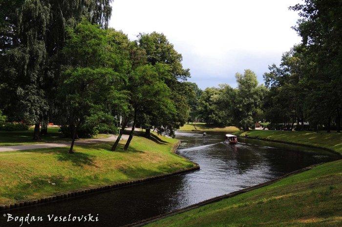 Vērmanes Park, Riga