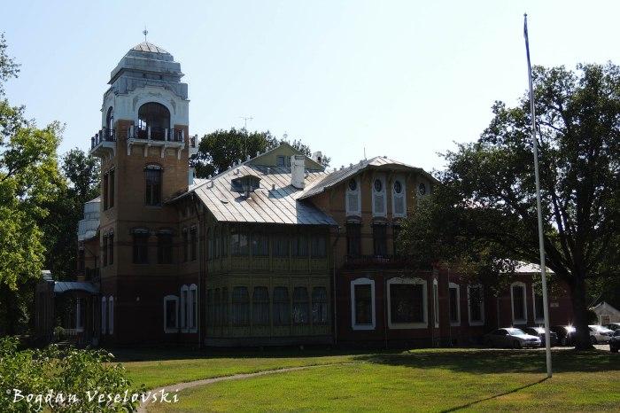 Ammende Villa (Art Nouveau)