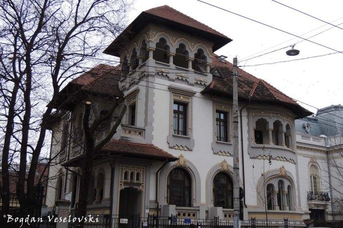 56, Dacia Blvd - Alfred Eugen Gheorghiu Villa