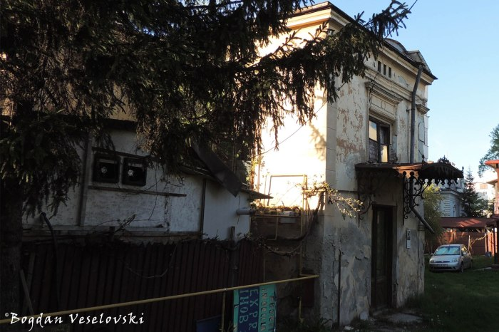 11, Armand Călinescu Str. - Vasiliu House