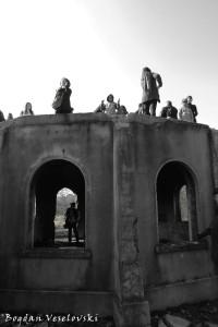 Gazebo ruins