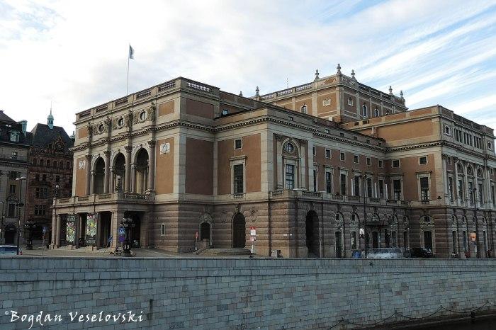 Kungliga Operan (Royal Swedish Opera, Stockholm)