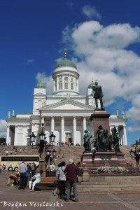Helsingin tuomiokirkko, Suurkirkko (Helsinki Cathedral)