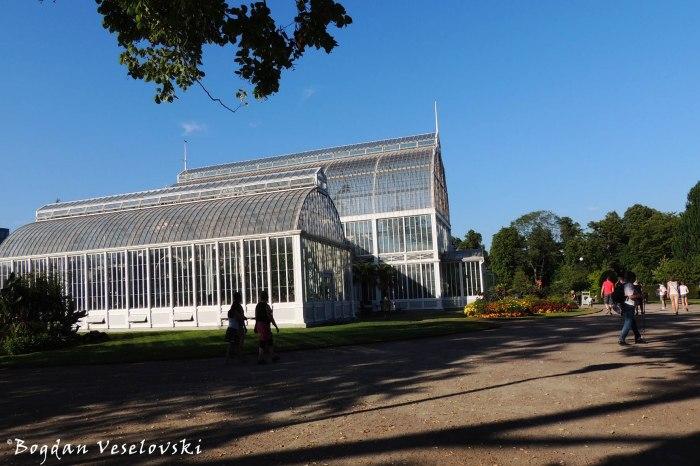 Palm greenhouse in Trädgårdsföreningen, Gothenburg