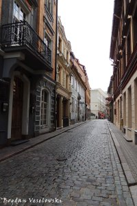 Riharda Vāgnera iela, Riga