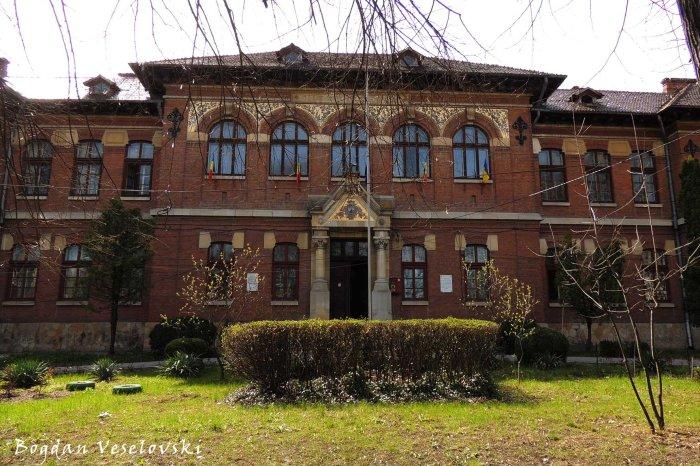 14, Armand Călinescu Str. - 'I.C. Brătianu' College, Pitesti