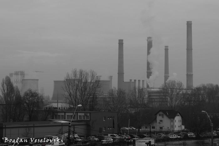 CET Sud București (Bucharest South Power Station)