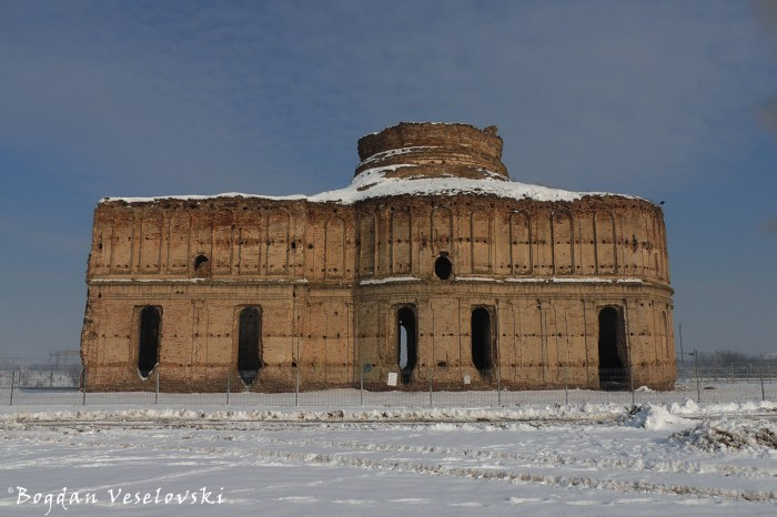 Chiajna-Gulești Monastery