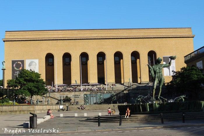 Göteborgs Konstmuseum (The Gothenburg Museum of Art)