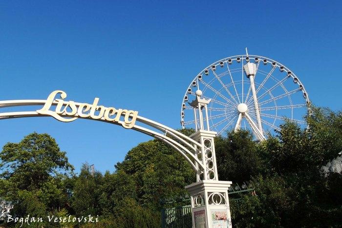 Liseberg amusement park