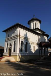 Plumbuita Monastery's Church