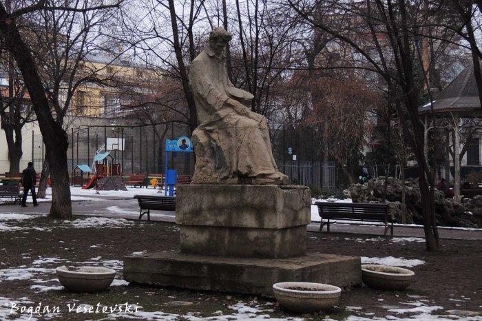 Ion Voicu Park (former Ioanid Garden) - Ștefan Luchian Monument