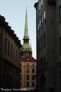 Tyska kyrkan - Sankta Gertruds kyrka (German Church - St. Gertrude's Church, Stockholm)