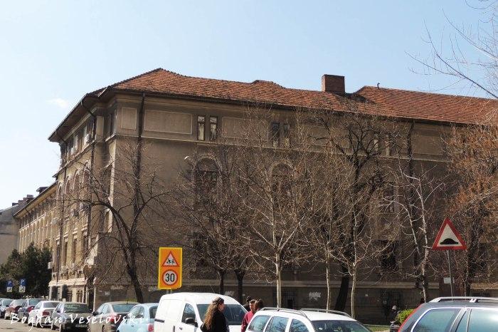 2, George Georgescu Str. - 'Mihai Eminescu' National College, Bucharest