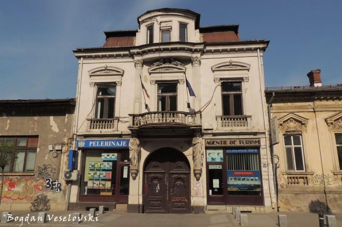 202, Calea Victoriei - Casa cu cariatide (House with caryatids)