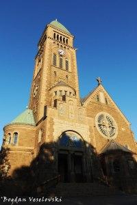 Vasakyrkan (Vasa Church, Gothenburg - Neo-Romanesque style)