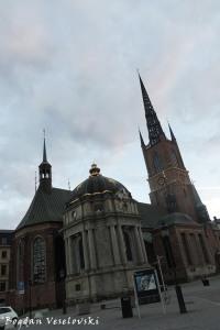 Riddarholmskyrka (Riddarholm Church, Stockholm)