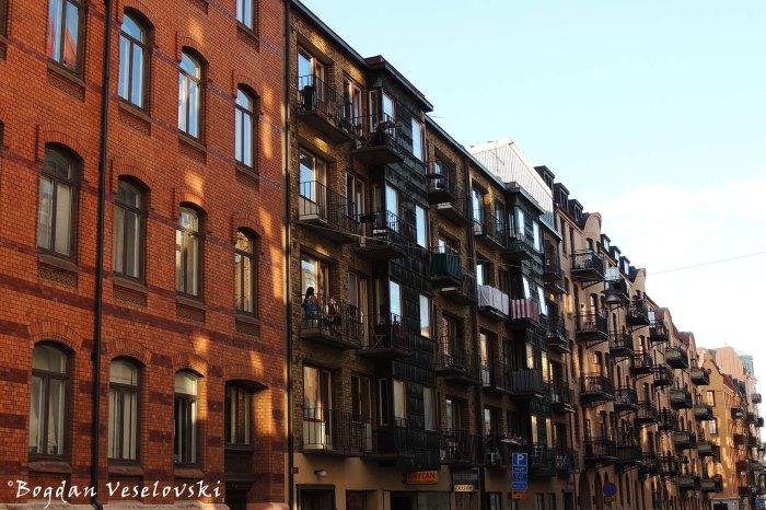 Tegnérsgatan, Gothenburg