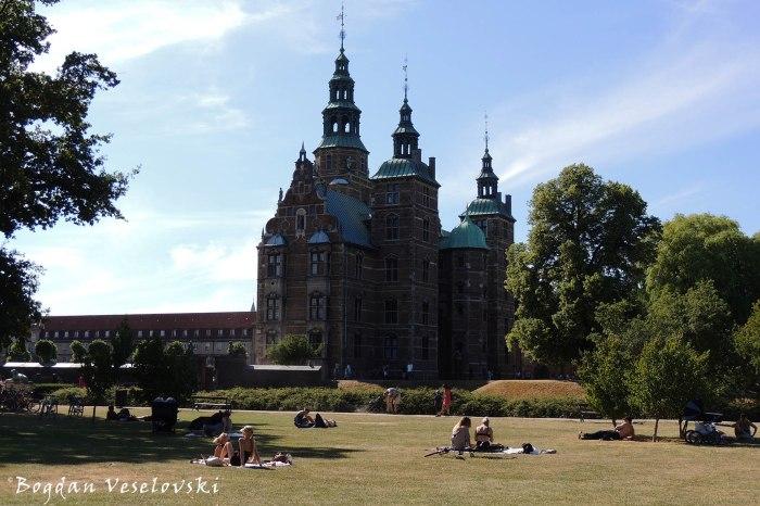Rosenborg Slot (Rosenborg Castle, Copenhagen, Dutch Renaissance style)
