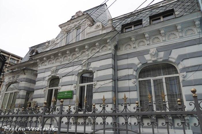 24, Biserica Amzei Str. - George Călinescu High School, Bucharest