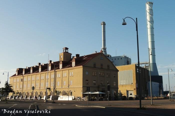 Esperantoplatsen - Göteborgs Lagerhus & Power Plant