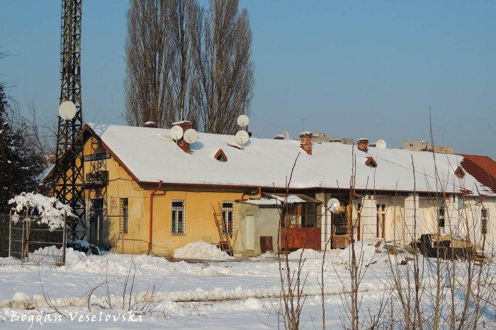 Gara Cotroceni (Cotroceni Railway Station)