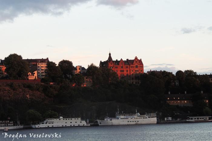 Södermalm, Stockholm -Mälarborgen & Bastugatan