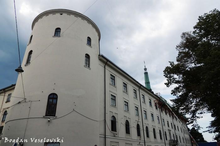 Holy Spirit Tower of Riga Castle