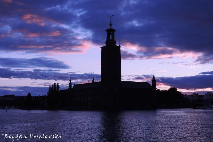 Stockholms stadshus (Stockholm City Hall)