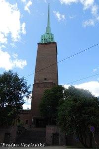 Mikael Agricola Church, Helsinki