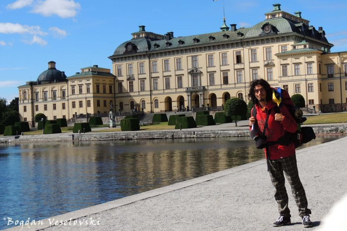 Drottningholms slott (Drottningholm Palace)