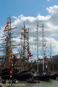 The Tall Ships Races - Länsisatama (West Harbour, Helsinki)