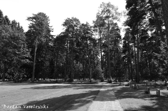 Skogskyrkogården (The Woodland Cemetery, Stockholm)