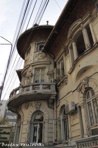29, Take Ionescu Str. - Dr. Răuțoiu House