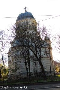 34, Justiției Str. - Biserica Sfântul Nicolae - Vladica (Church of St. Nicholas - Vladica, Bucharest)