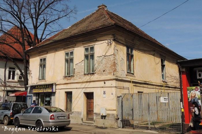 36, Victoriei Str. - Saitescu House (19th century)