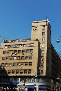 39, Calea Victoriei - Adriatica Building, Bucharest (1937, arch. Rudolf Fraenkel, Teller & Dem. Săvulescu)
