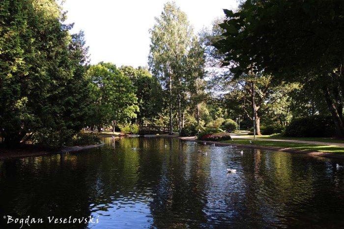Alppipuisto Park, Helsinki